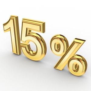 15% AEX samenstelling