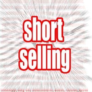 GME koers short selling