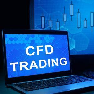 Short gaan CFD